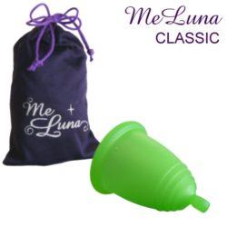 Менструальная чаша Мелуна с шариком