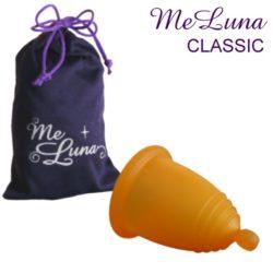 Менструальная чаша Мелуна классическая с шариком