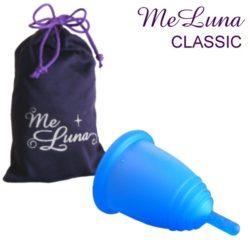 Менструальная чаша Мелуна классическая со стеблем